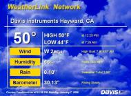 Davis WeatherLink IP